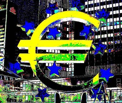 The Euro Symbol Rendition Original
