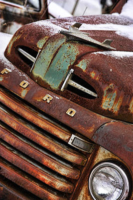 Photograph - The Ever Elusive '49 Ford F-1 Bel Air by Gordon Dean II