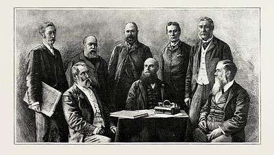 The Executive Council Of Western Australia, 1889 Hon. J.g Art Print
