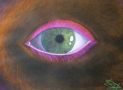 The Eye Of The One Art Print