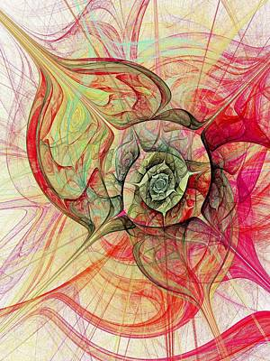 The Eye Within Art Print