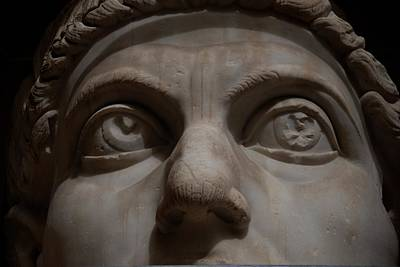 Photograph - The Eyes Of Constantine by Eric Tressler