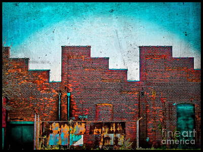 Photograph - The Factory by Colleen Kammerer