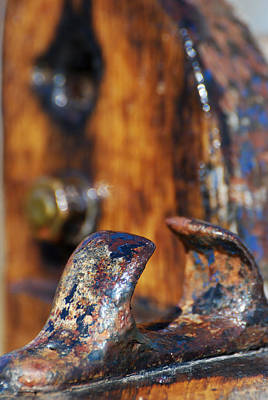 Art Print featuring the photograph The Fairlead by Wendy Wilton