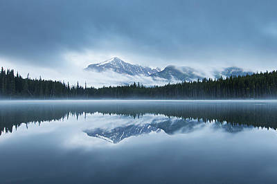 Banff Wall Art - Photograph - The Fairyland by Annie Fu