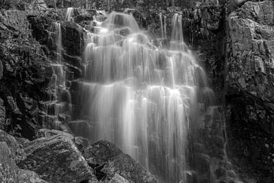 Photograph - The Falls by Sara Hudock
