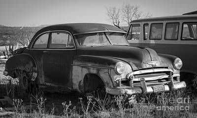 Photograph - The Family Car by Amber Kresge