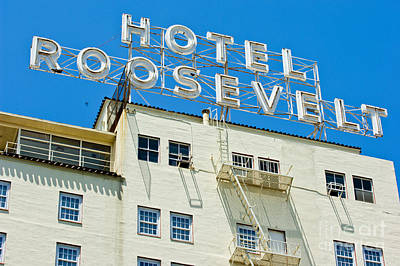 Pasta Al Dente - The famous Roosevelt Hotel by Micah May