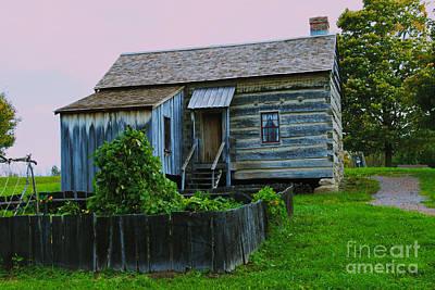 Photograph - The Farmhouse by William Norton