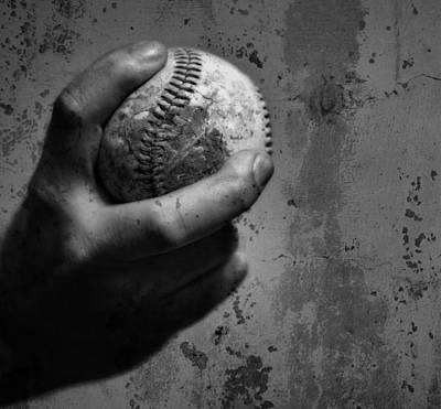 Photograph - The Fastball by Dan Sproul