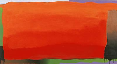 The Festival Of Light, 1995 Acrylic On Canvas Art Print
