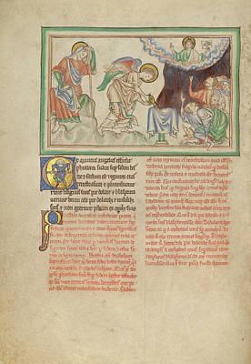 The Fifth Vessel The Slandering Of God Unknown London Art Print