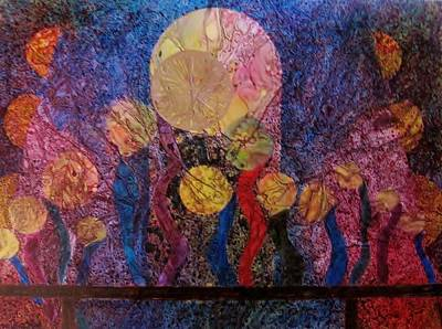 Boardroom Mixed Media - The Final Supper by David Raderstorf