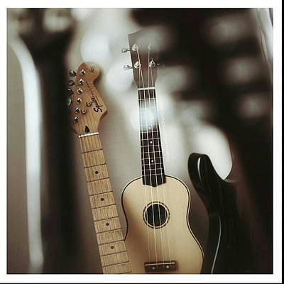 Music Wall Art - Photograph - The #finalized Version Of An by Anderson Kalang