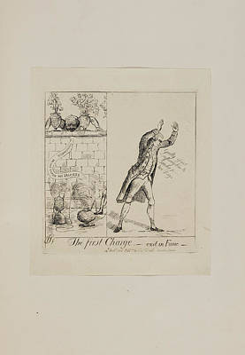 The First Charge - Exit In Fumo Art Print by British Library