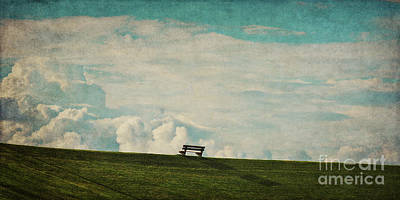 The First Place To Heaven Art Print by Angela Doelling AD DESIGN Photo and PhotoArt