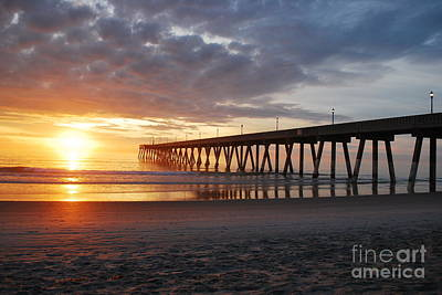 The First Sunrise Art Print by Bob Sample