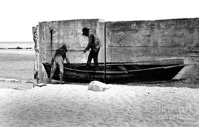 Photograph - The Fishermen And The Sea... by Chiara Corsaro