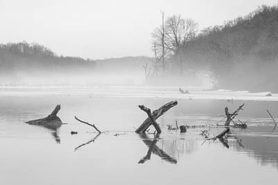 Photograph - The Fishing Hole by Sara Hudock