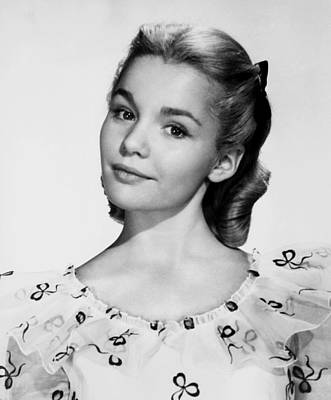 1959 Movies Photograph - The Five Pennies, Tuesday Weld, 1959 by Everett