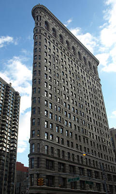 Photograph - The Flatiron Building by Mary Capriole