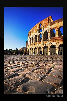 The Flavian Amphitheatre Original