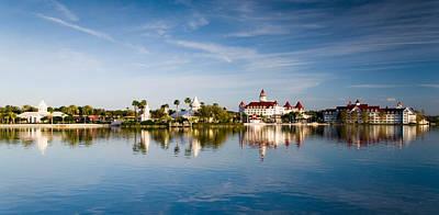 The Floridian Resort  Art Print