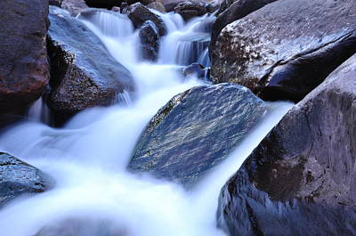 Photograph - The Flow Continues by Eric Rundle