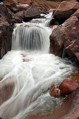 Photograph - The Flow  by Eric Rundle