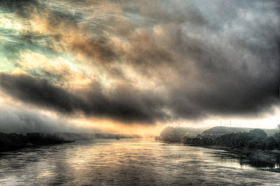 The Fog Whispered To The Dawn Original by William Fields