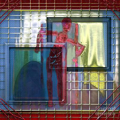 Digital Art - The Fool by Asegia
