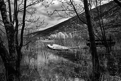 Rainy Day Photograph - The Forgotten by Yuri Santin