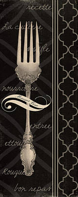 The Fork Art Print