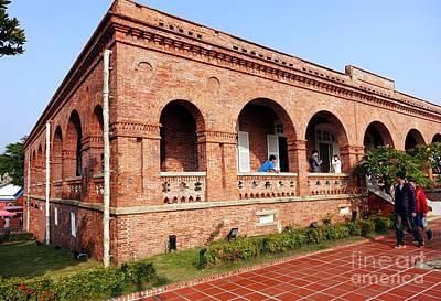 Photograph - The Former British Consulate In Taiwan by Yali Shi