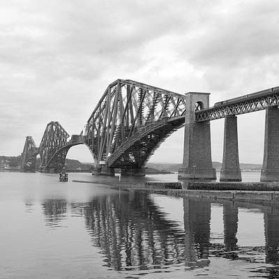 Refection Photograph - The Forth II by Mike McGlothlen