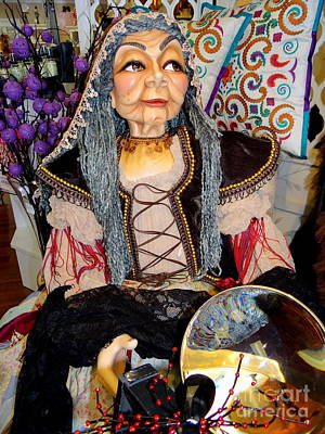 Photograph - The Fortune Teller by Ed Weidman