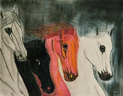 The Four Horses Original