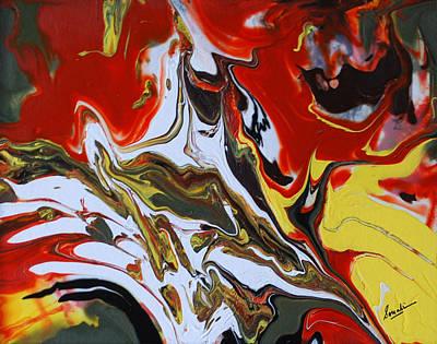 The Free Spirit 3 Art Print