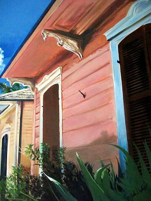 Painting - The French Quarter by John  Duplantis