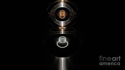 Meditative Digital Art - The Future Toilet   by Peter R Nicholls