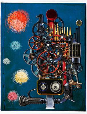 The Fuzzy Bubble Machine Original