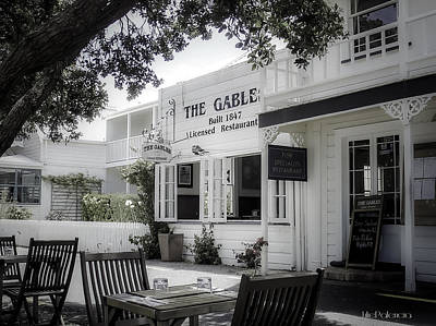Photograph - The Gable In Russell by Julie Palencia