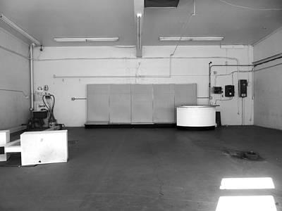Photograph - The Garage Bay by David Pantuso