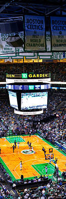 Sports Royalty-Free and Rights-Managed Images - The Garden 001 by Jeff Stallard
