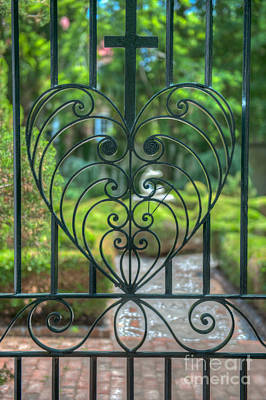 Photograph - The Gate Keeper by Dale Powell