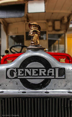 Art Print featuring the photograph The General by Ross Henton
