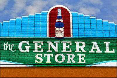 Photograph - The General Store by Paul Wear