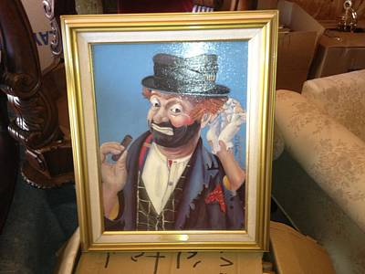 Red Skelton Painting - The Gent by Red Skelton