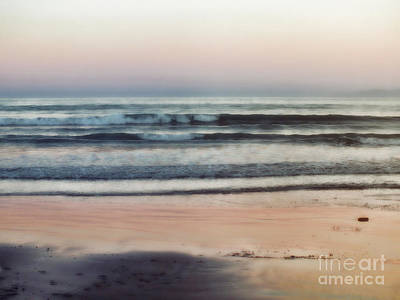 Photograph - The Gentle Sea by Karen Lewis