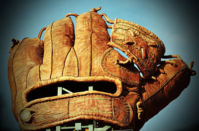 Photograph - The Giants Glove by Holly Blunkall